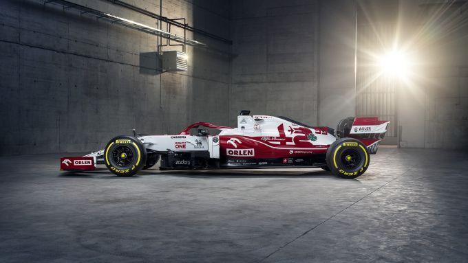F1 2021: Alfa Romeo C41