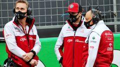 Giovinazzi, è cinese la minaccia per il sedile Alfa Romeo