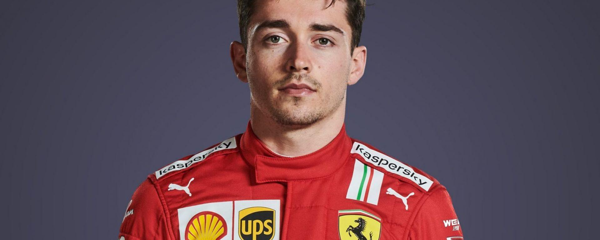 F1 2021: Charles Leclerc (Scuderia Ferrari)