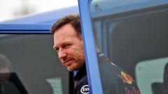 F1 2021, Christian Horner è il team principal della Red Bull Racing