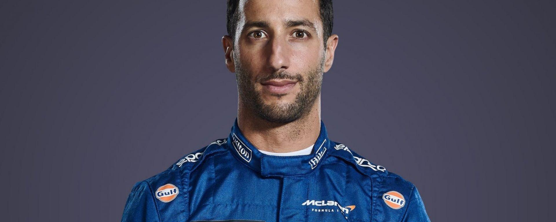 F1 2021, Daniel Ricciardo (McLaren)