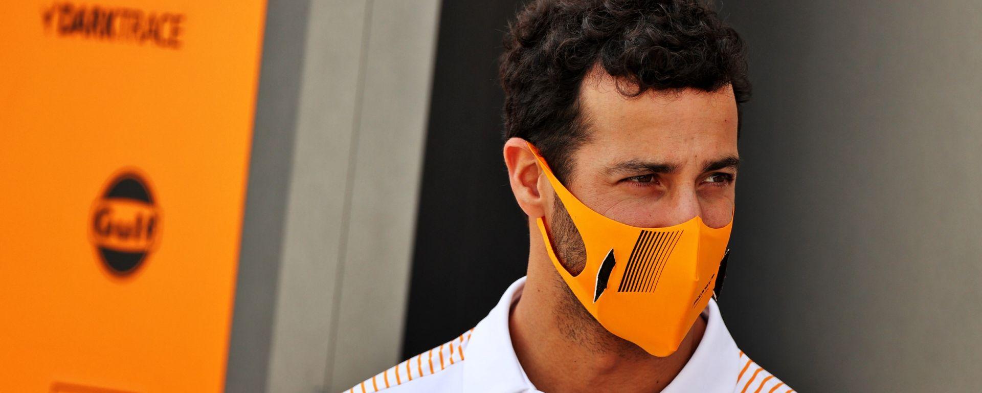 F1 2021: Daniel Ricciardo (McLaren)
