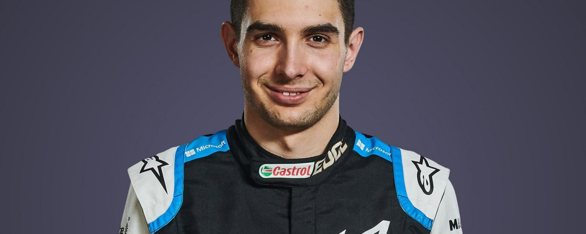 F1 2021: Esteban Ocon (Alpine Renault F1 Team)