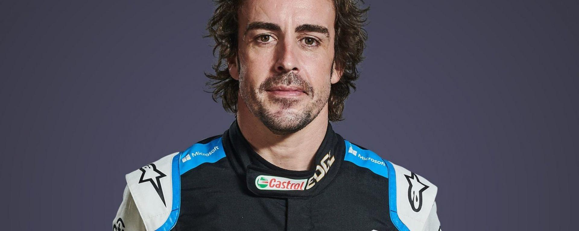 F1 2021, Fernando Alonso (Alpine Renault F1 Team)