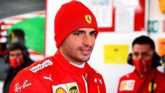 F1 2021, Fiorano: Carlos Sainz Jr (Scuderia Ferrari)