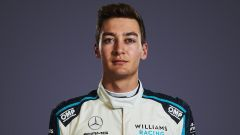 F1 2021, George Russell (Williams Racing)