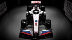 F1 2021, i primi render 3D della livrea 2021 della Haas di Mick Schumacher e Nikita Mazepin