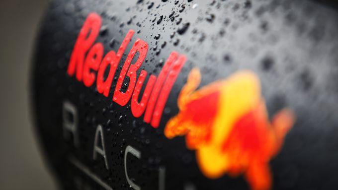 F1 2021, il logo del team Red Bull Racing