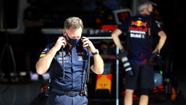 F1 2021: il team principal della Red Bull, Chris Horner