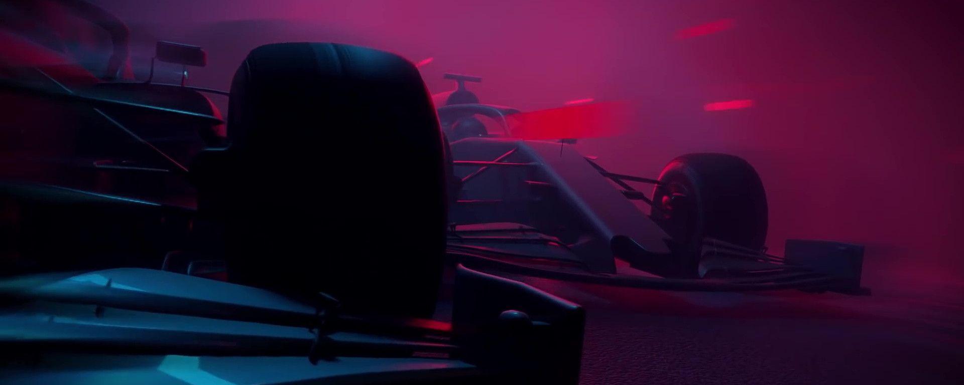 F1 2021: immagini dal trailer di gioco