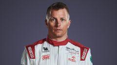 Kimi Raikkonen #7, biografia piloti F1 2021