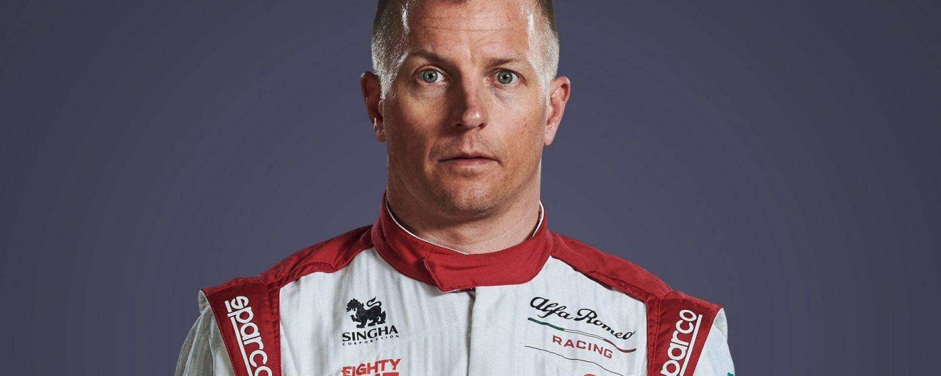 F1 2021, Kimi Raikkonen (Alfa Romeo Racing)
