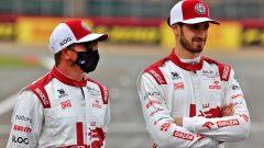 Il diktat Alfa Romeo a Giovinazzi per il rinnovo di contratto