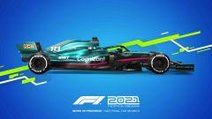 F1 2021: la Aston Martin 2021