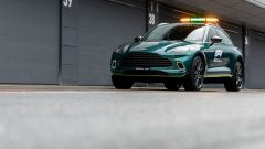 F1 2021: la nuova Medical Car del mondiale, l'Aston Martin DBX