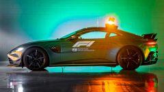 F1 2021: la nuova Safety Car del mondiale, l'Aston Martin Vantage