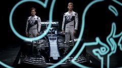 F1 2021, la Scuderia AlphaTauri AT02 con Pierre Gasly e Yuki Tsunoda