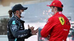 Formula 1 troppo elitaria? Leclerc in disaccordo con Hamilton