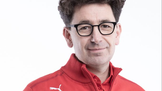 F1 2021: Mattia Binotto (Ferrari)