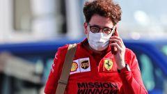 """Ferrari: Binotto spiega la """"ribellione"""" strategica di Sainz"""