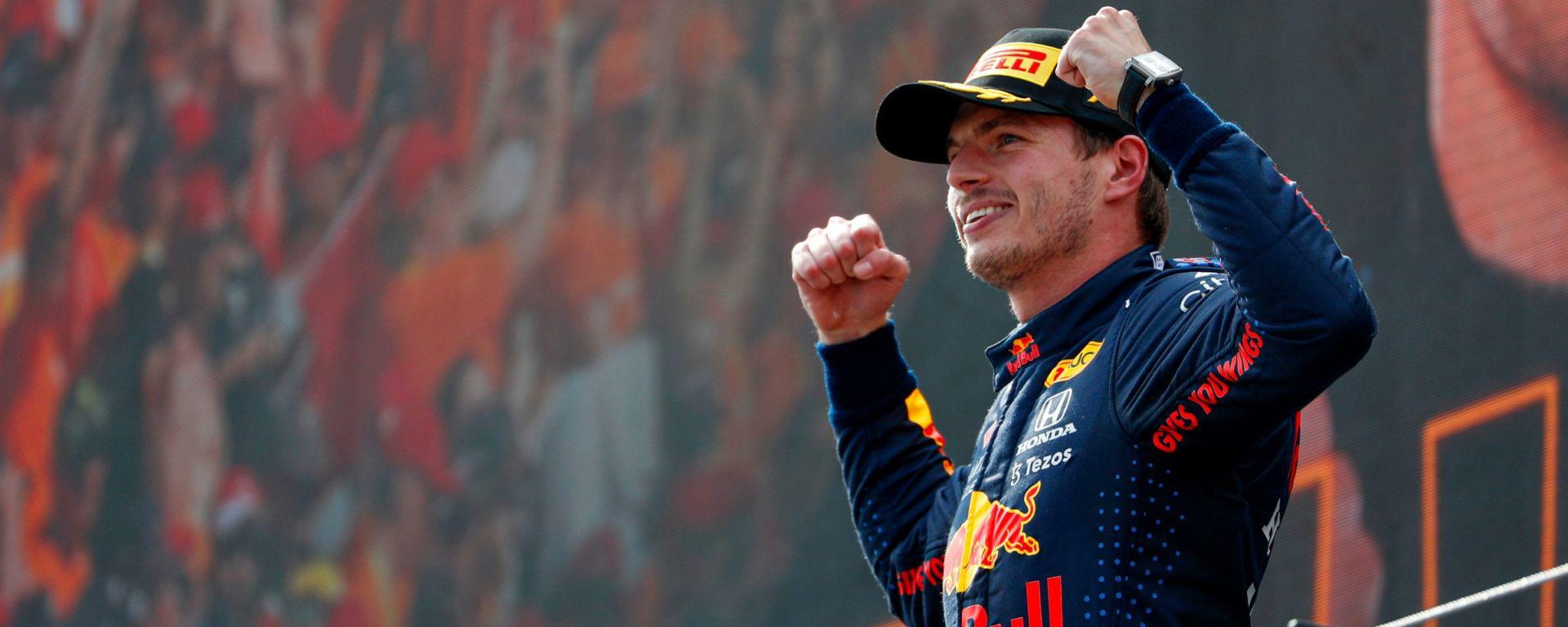 F1 2021: Max Verstappen (Red Bull)