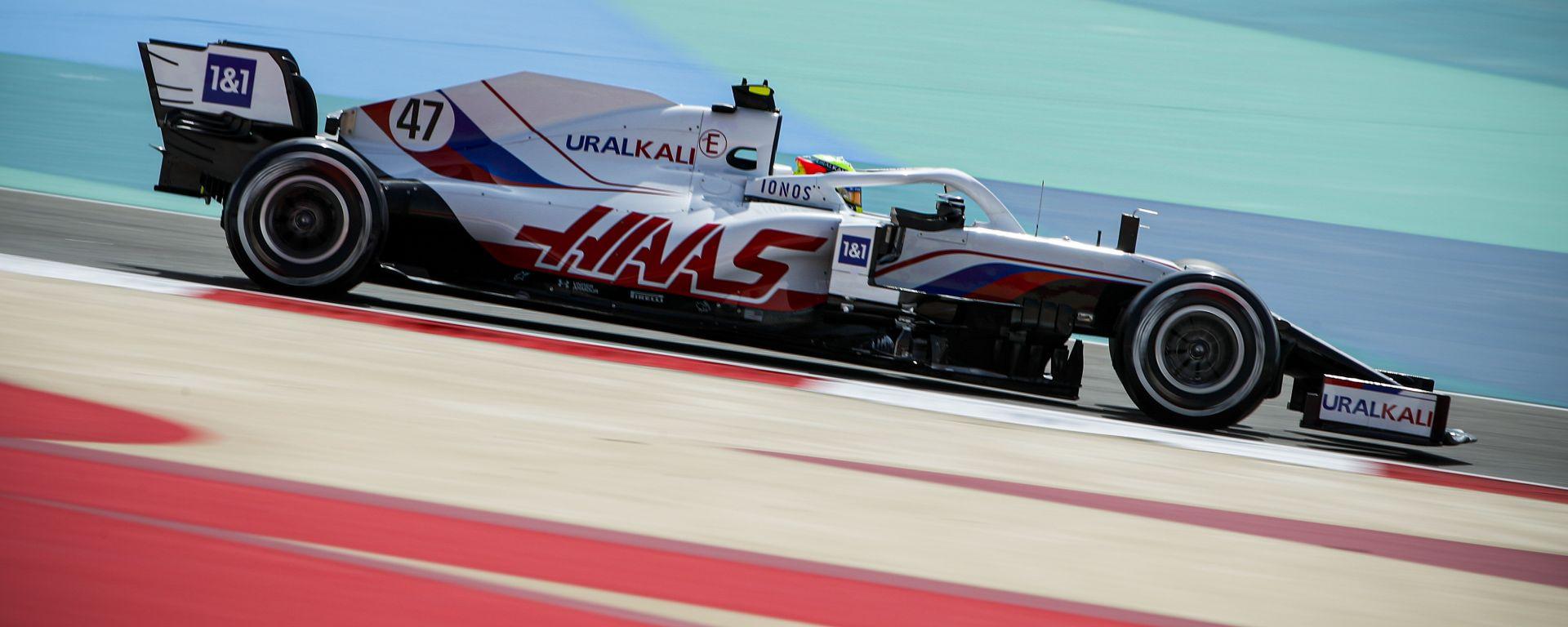 F1 2021: Mick Schumacher al debutto sulla Haas VF-21