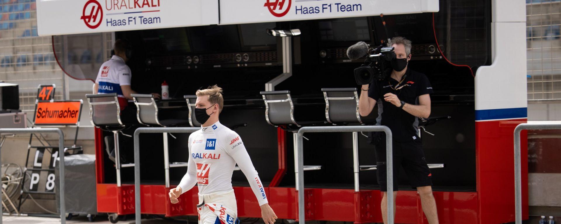F1 2021: Mick Schumacher (Haas)