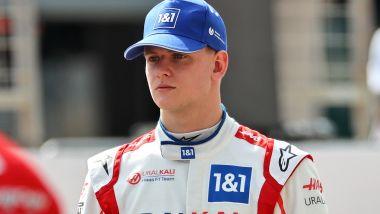 F1 2021, Mick Schumacher (Haas)