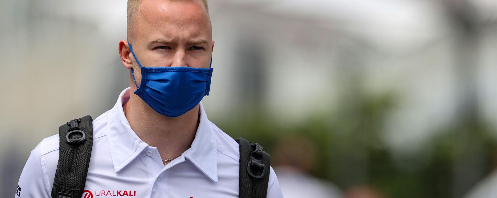 F1 2021: Nikita Mazepin (Haas)