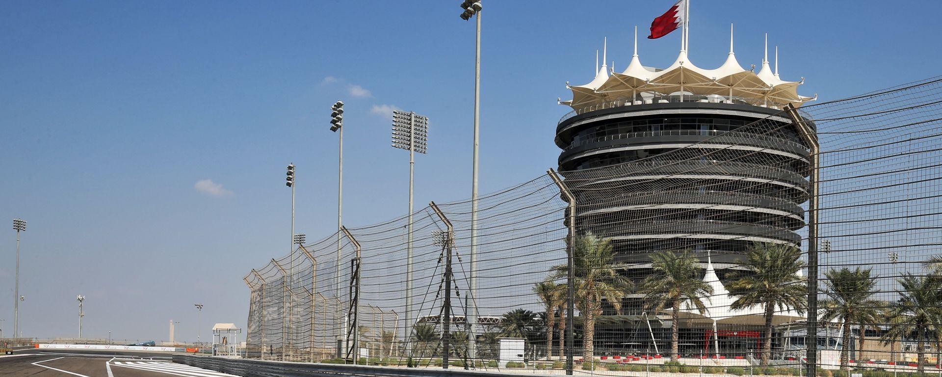 F1 2021: panoramica del circuito di Sakhir