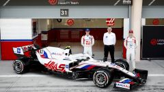 F1 2021: presentazione Haas VF-21