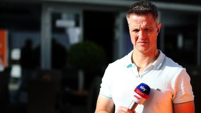 F1 2021, Ralf Schumacher