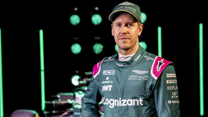 F1 2021, Sebastian Vettel (Aston Martin Racing)