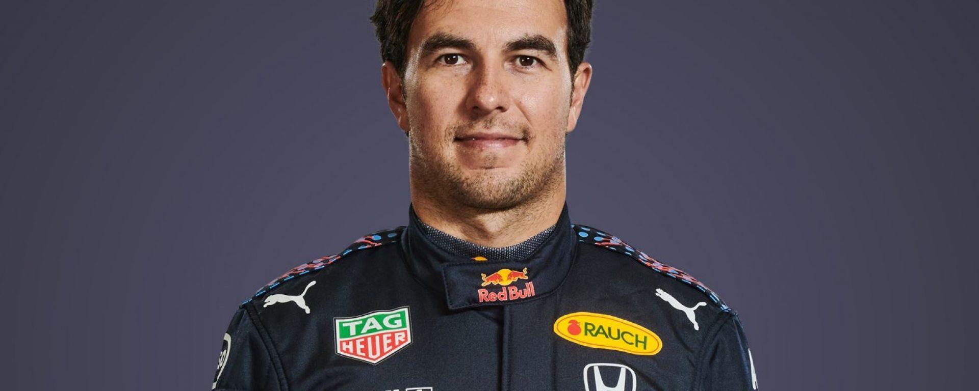 F1 2021, Sergio Perez (Red Bull Racing)