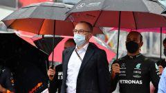 GP Belgio: Domenicali respinge le accuse di Hamilton
