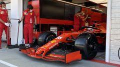 Test Pirelli, 523 giri per McLaren, Ferrari e Mercedes