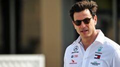 F1 2021, Toto Wolff è il team principal della Mercedes