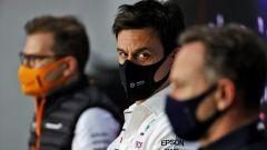 """Wolff difende la Mercedes: """"Azioni chiare contro la squadra"""""""