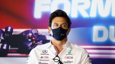 F1 2021: Toto Wolff (Mercedes)