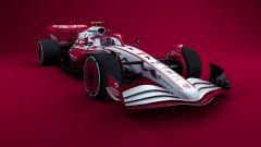F1 2022, Concept Alfa Romeo Racing