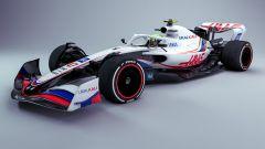 F1 2022, il concept della Haas F1 Team 2021