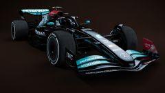 F1 2022, il concept della Mercedes AMG F1 2021