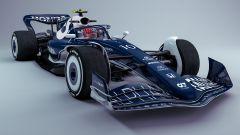 F1 2022, il concept della Scuderia AlphaTauri 2021