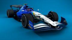 F1 2022, il concept della Williams Racing 2021