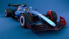 F1 2022, il concept dell'Alpine F1 Team 2021