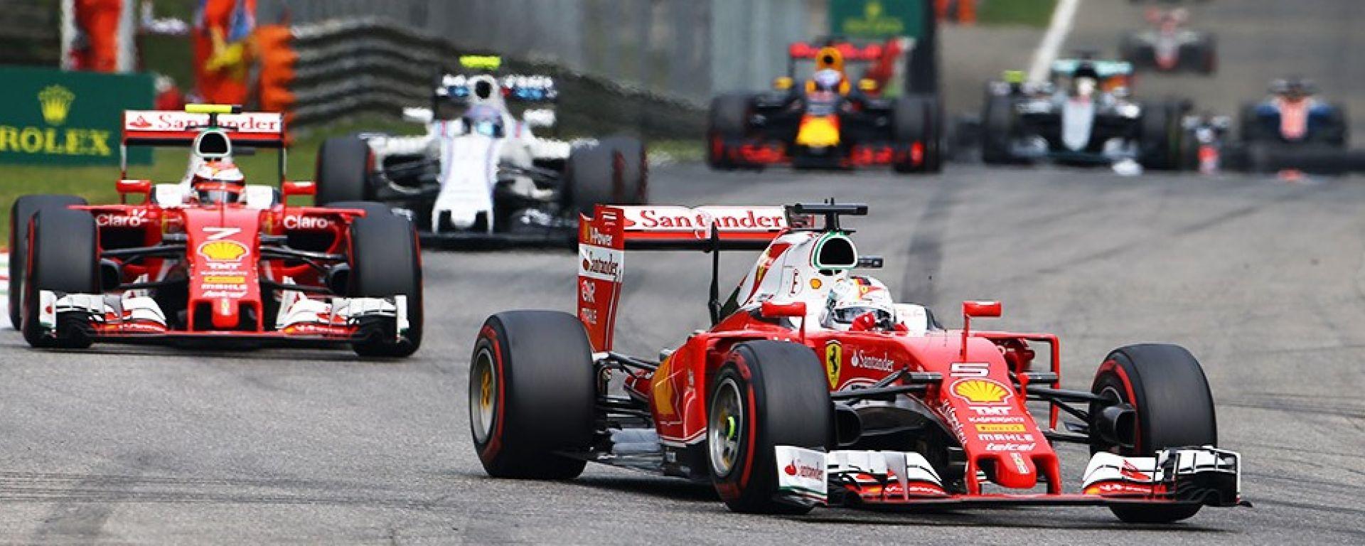 F1 2018: in vendita i biglietti per il Gran Premio d'Italia