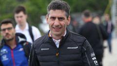 Un italiano ai vertici della McLaren