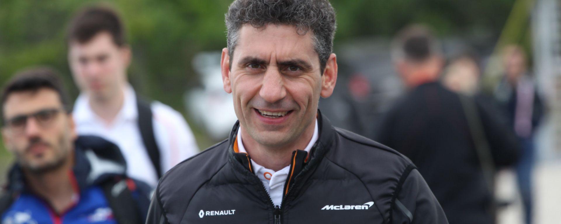 F1: Andrea Stella, Racing director della McLaren