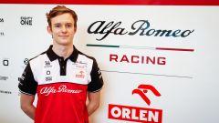 Alfa Romeo: Callum Ilott nominato pilota di riserva