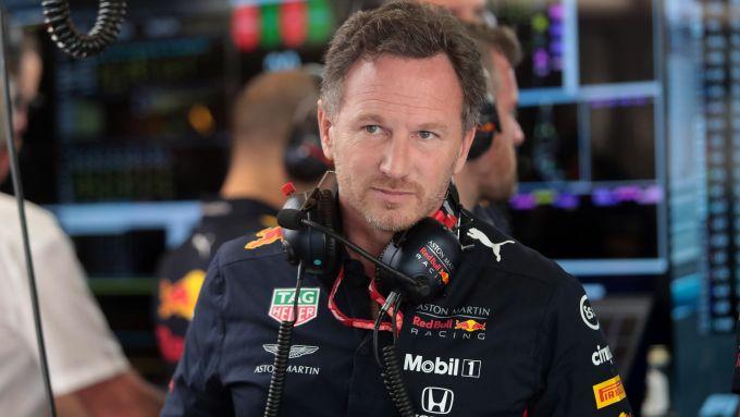 F1: Chris Horner (Red Bull)
